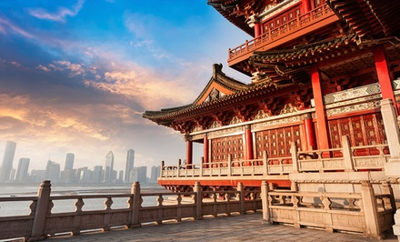 ✈ 8-Day Tokyo and Beijing Vacation with Airfare from Affordable Asia Tours. Price/Person Based on Double Occupancy.