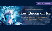 """Neuinszenierung """"Snow Queen on Ice"""" Dez. 16 bis Febr. 17, u. a. in Essen, Ludwigsburg, Gütersloh (bis zu 36% sparen)"""