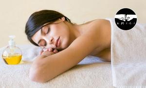 DIVINA TRE: 3 o 5 massaggi da 50 minuti a scelta da Divina Tre (sconto fino a 80%)