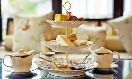 Afternoon Tea with Optional Prosecco or Mulled Wine at Tempus Bar and Restaurant St John's Hotel (Up to 50% Off*)