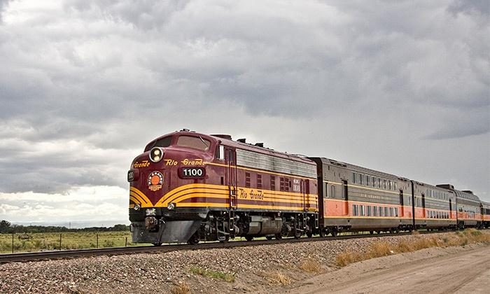 Mountain Rails Live - Colorado Concert Train: Mountain Rails Live with Mountainside Train Ride Through September 13 (Up to 49% Off)
