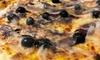 Pizza a legna sui colli veneti