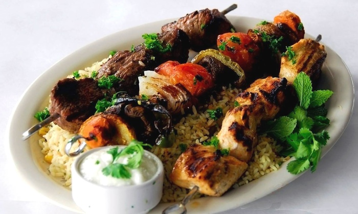 Bloudán Mediterranean Cuisine - Sylvania: Mediterranean Food for Lunch or Dinner at Bloudán Mediterranean Cuisine (Half Off)