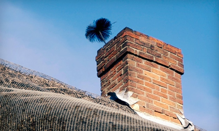 Portland Fireplace and Chimney - Parkrose Heights: One or Two Full Chimney Sweeps with 21-Point Inspection from Portland Fireplace and Chimney (Up to 56% Off)