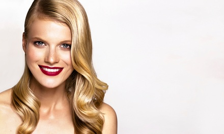 A Haircut and Brazilian Blowout from Hair by Samantha at The Total Revue (55% Off)