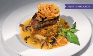 Loccino Italian Grill & Bar: Italian Pasta, Pizza, Seafood, and Steak at Loccino Italian Grill & Bar (35% Off)