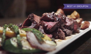 Rare Steak and Sushi: Steakhouse and Japanese Food, Valid Friday–Sunday or Any Day at Rare Steak & Sushi (Up to 42% Off)