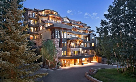 1 or 2 Nights for Two in a Standard Queen or Deluxe King Room at Lumière Telluride in Colorado. Combine Up to 4 Nights.