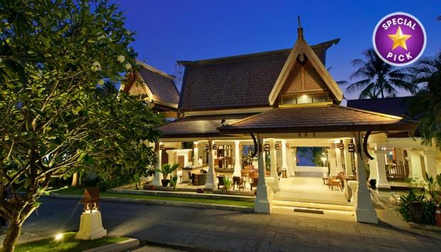 Phuket 4* Panwa Beach Resort 0