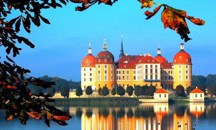 Moritzburg: 2-5 Nächte inkl. Dinner, Sekt und Schlossbesuch | Groupon