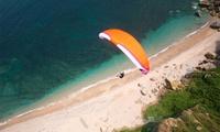 Curso de iniciación al parapente con opción a vuelo desde 29,95 € o vuelo para 1 o 2 desde 49,95 € con UK Parapente