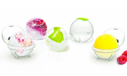 Perfect Ice Balls Molds (4-Pack)