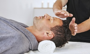 Advanced Integrated Kinesiology: One or Three Reiki Massages at Advanced Integrated Kinesiology (Up to 53% Off)