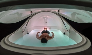 Urban Float - Kirkland: $45 for One 60-Minute Floating Session in a Sensory-Deprivation Tank at Urban Float ($89 Value)