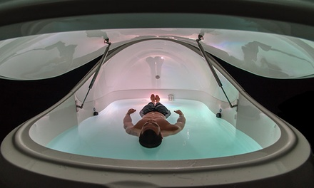$43 for One 60-Minute Floating Session in a Sensory-Deprivation Tank at Urban Float ($89 Value)