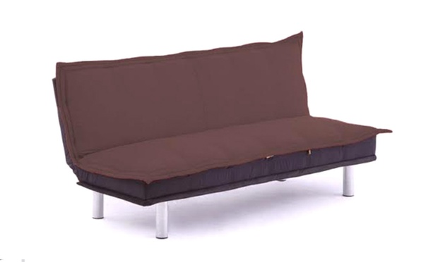 Sofa beds groupon goods for Sofa 70 cm profundidad