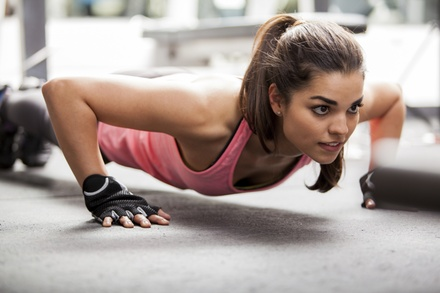 $39 for $90 Worth of Boot Camp  Arrow Fitness