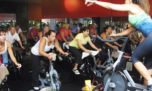 Spin 360 Fitness: Five or Ten Spinning Classes at Spin 360 Fitness (Up to 67% Off)