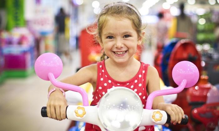 Treasure Island Playground - Farmington: Up to 50% Off Play Time at Treasure Island Playground