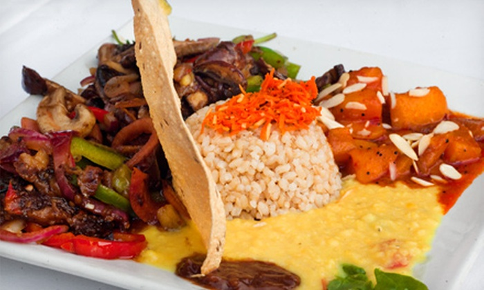 Pearl of the Ocean - Eastside: $10 for $20 Worth of Organic Sri Lankan Fare and Drinks at Pearl of the Ocean