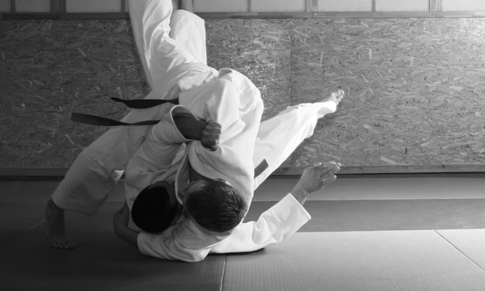 Tri City Aikido - Newark: One Month of Aikido Lessons for Adults or Children at Tri City Aikido (Up to 69% Off)