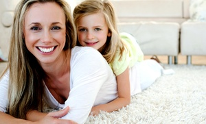 Saddleback Valley Chem-dry: Carpet Cleaning for Up to Three Rooms or an Entire Home from Saddleback Valley Chem-dry (Up to 74% Off)