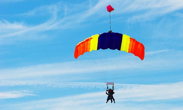 saut en parachute beauvais