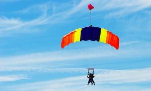Air Libre Parachutisme: Saut d'initiation en parachute automatique à 199 € avec Air Libre Parachutisme
