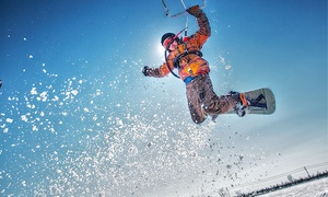 Kite Project: Beginner's Snowkiting Class for One or Two with Kiteproject (Up to 61% Off)