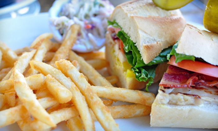 Daily Bar and Grill - Lincoln Square,West Ravenwood,Far North Side: $10 Worth of Food and Drinks