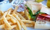 Daily Bar & Grill - Far North Side: $10 Worth of Food and Drinks