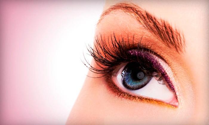 Angel Nails - Cooper Mountain - Aloha North: Permanent Eyeliner, Permanent Eyebrow Makeup, or Permanent Lip Liner at Angel Nails (Up to 72% Off)