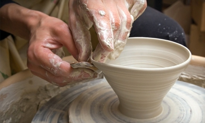 Creative Fire Art & Pottery Studio - Wauwatosa: Three One-Hour Pottery Classes for Kids or Adults at Creative Fire Art & Pottery Studio (Half Off)