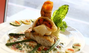 French Market Grille: Upscale French Dinner at French Market Grille (40% Off)