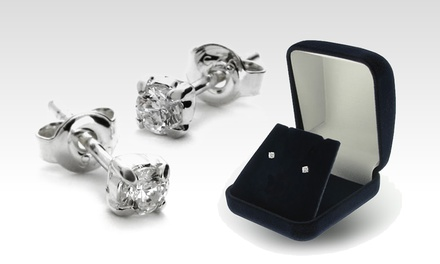 Crystal Earrings Made With SWAROVSKI ELEMENTS from £4.99 (Up to 90% Off)
