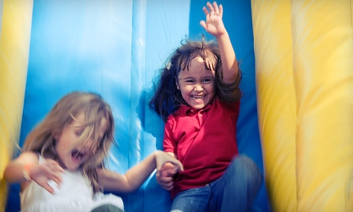 Tag Ur It - Tag Ur It: One or Five Indoor Play-Center Visits at Tag Ur It in Smithfield (Up to 55% Off)