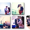 Custom Instagram Photo Canvas from Printerpix