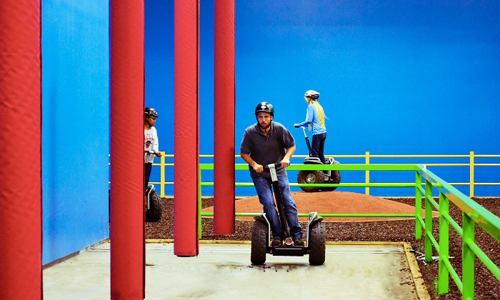 Segway Outback - Katy Mills: 30- or 60-Minute Segway Experience from Segway Outback (Up to 50% Off). Four Options Available.
