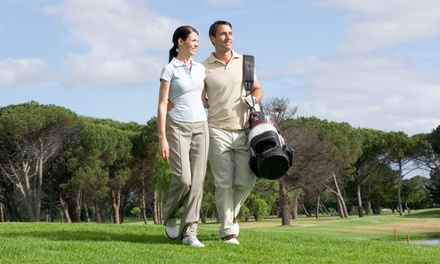 $25 for a Day of Unlimited Golf for Two at Borden Golf Club ($50 Value)