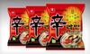 20 Packs of Nongshim Gourmet Noodles: $19.99 for 20 Packs of Nongshim Gourmet Spicy Ramyun Noodle Soup ($24.99 List Price). Free Shipping.