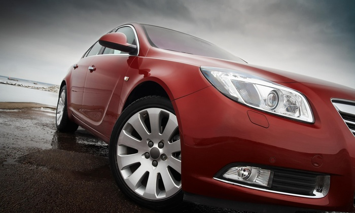 KARWAX - Little Rock: A Full-Service Car Wash with Interior Cleaning and Tire Dressing at KARWAX (44% Off)