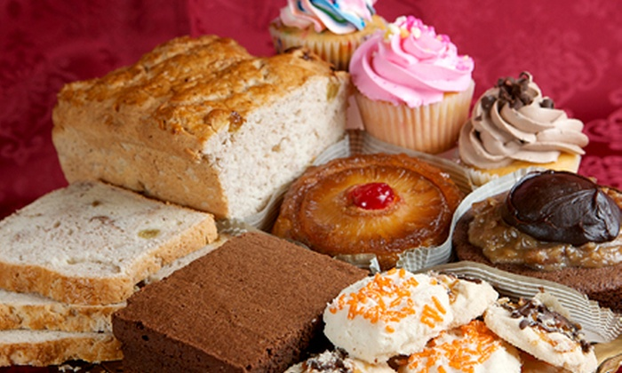 Branya's Bakery - St. John: Lunch for Two, One Dozen Cupcakes, One Sheet Cake, or $15 for $30 Worth of Baked Goods at Branya's Bakery