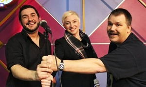 Rivercenter Comedy Club: Standup Show for Two or Four at Rivercenter Comedy Club (Up to 58% Off)