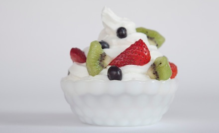 Five-Visit Punch Card or $5 for $10 Worth of Frozen Yogurt at Frozone Yogurt