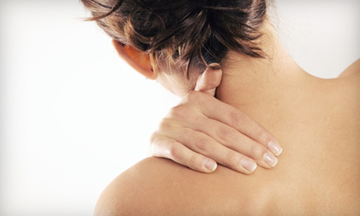 Evans Family Chiropractic - Arden - Arcade: Chiropractic Package with Optional Massage at Evans Family Chiropractic (Up to 88% Off)