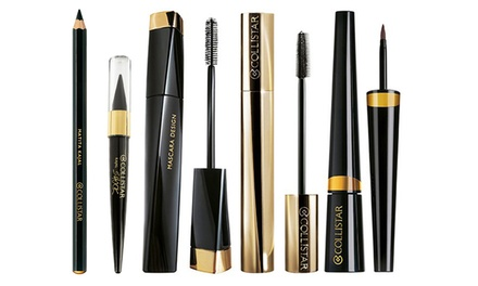 Matite, eye liner, mascara Collistar disponibili in varie tipologie