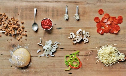 Deep Dish Pizza-Cooking Class with Lunch for One, Two or Four at Pizzeria UNO