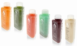 Vitality Tap: Organic Juice Feast Cleanse at Vitality Tap (Up to 46% Off)