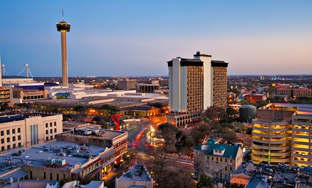 Stay at San Antonio Marriott Northwest in Texas; Dates Available into February
