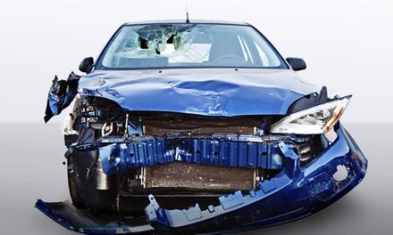Auto zertrümmern zum Stressabbau für bis zu 4 oder 8 Personen bei Drewer Autoverwertung ab 29,90 €